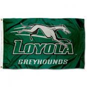 Loyola Maryland Greyhounds Flag