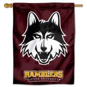 Loyola Ramblers House Flag