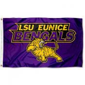 LSU Eunice Flag