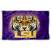LSU Tiger Eye Flag