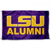LSU Tigers Alumni Flag