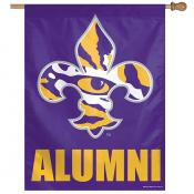 LSU Tigers Alumni House Flag