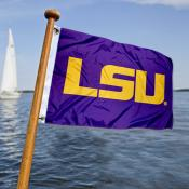 LSU Tigers  Nautical Flag