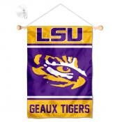 LSU Tigers Window and Wall Banner