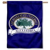 LSUA Generals House Flag