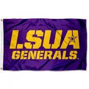 LSUA Generals Star A Flag