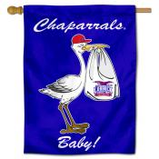 Lubbock Christian Chaparrals New Baby Flag