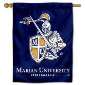 Marian Knights Double Sided House Flag