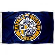 Marian Knights Flag