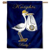 Marian Knights New Baby Flag