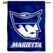 Marietta Pioneers Banner Flag