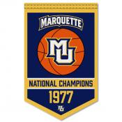 Marquette Golden Eagles Basketball National Champions Banner