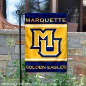 Marquette Golden Eagles Garden Flag