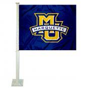 Marquette Golden Eagles Logo Car Flag