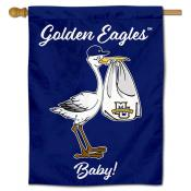 Marquette Golden Eagles New Baby Flag