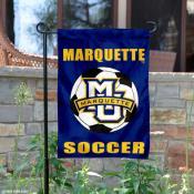 Marquette MU Soccer Yard Flag
