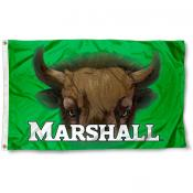 Marshall Thundering Herd Eye Flag