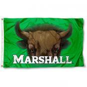 Marshall Thundering Herd Eye Flag