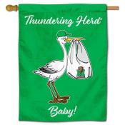 Marshall Thundering Herd New Baby Flag