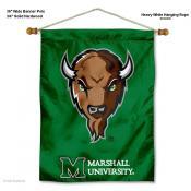 Marshall Thundering Herd Wall Banner