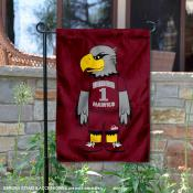 Maryland Eastern Shore Hawks Harry the Hawk Garden Flag