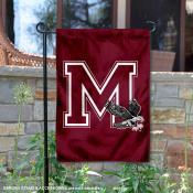 Maryland Eastern Shore Hawks M Hawk Garden Flag