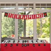 Maryland Terrapins Banner String Pennant Flags