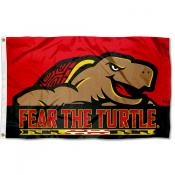 Maryland Terrapins Fear the Turtle Flag