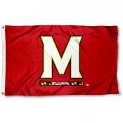 Maryland Terrapins M Flag