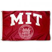 Massachusetts Institute of Technology Flag
