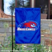 Massachusetts Lowell River Hawks Garden Flag