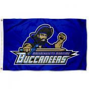 Massachusetts Maritime Buccaneers Flag