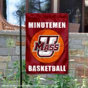 Massachusetts Minutemen Basketball Garden Banner