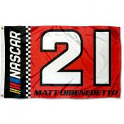 Matt Dibenedetto 3x5 Large Banner Flag