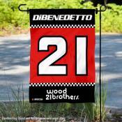 Matt Dibenedetto NASCAR Driver Double Sided Garden Flag