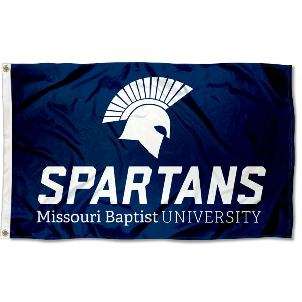 MBU Spartans Flag measures 3x5 feet, is made of 100% polyester, offers quadruple stitched flyends, has two metal grommets, and offers screen printed NCAA team logos and insignias. Our MBU Spartans Flag is officially licensed by the selected university and NCAA.