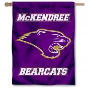 MCK Bearcats Banner Flag