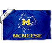 McNeese State Cowboys Small 2'x3' Flag
