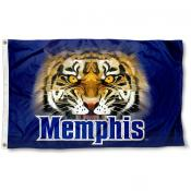 Memphis Tiger Eye Flag