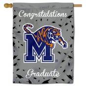 Memphis Tigers Congratulations Graduate Flag
