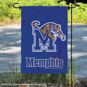 Memphis Tigers Garden Flag