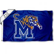 Memphis Tigers Small 2'x3' Flag
