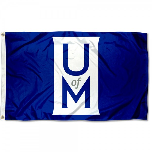 Memphis Tigers U of M Flag measures 3x5 feet, is made of 100% polyester, offers quadruple stitched flyends, has two metal grommets, and offers screen printed NCAA team logos and insignias. Our Memphis Tigers U of M Flag is officially licensed by the selected university and NCAA.