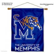 Memphis Tigers Wall Banner