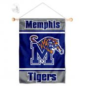 Memphis Tigers Window and Wall Banner
