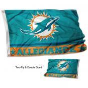 Miami Dolphins Allegiance Flag