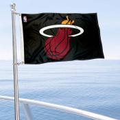 Miami Heat  Boat and Nautical Flag