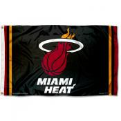 Miami Heat Flag Team Flag