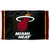 Miami Heat Flag Team Flag