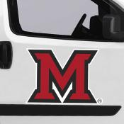 Miami Redhawks Large Magnet